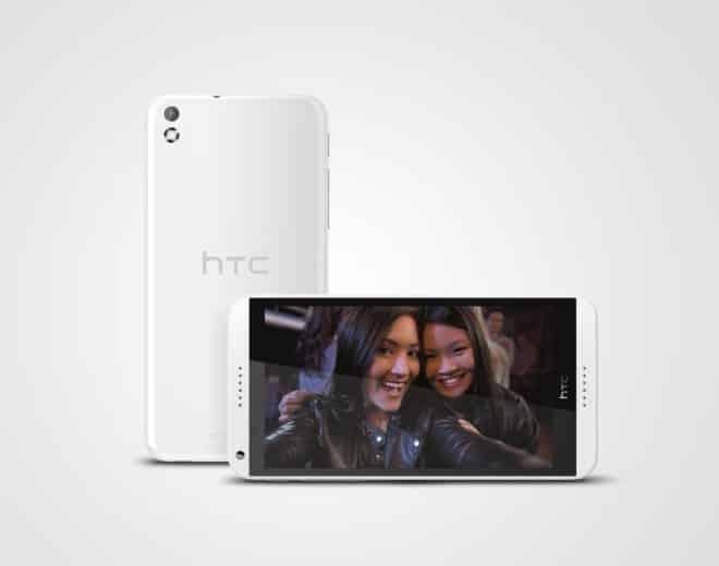 HTC-Desire-816-White