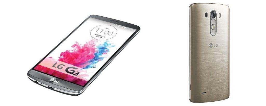 LG G3 zdjęcia 2