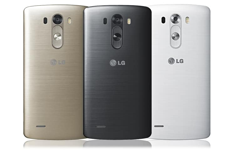 LG G3 zdjęcia 3