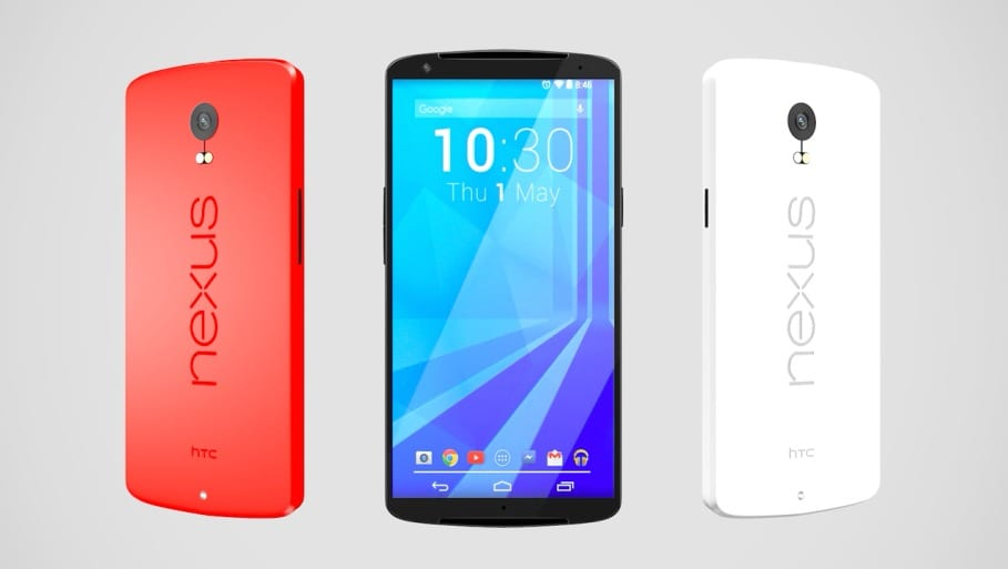 Jeden z konceptów Nexusa 6