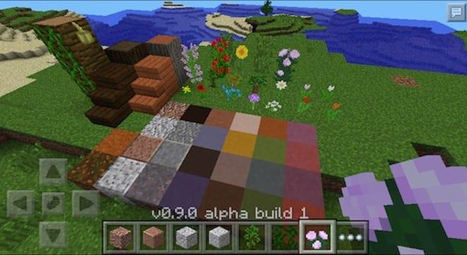 Spora ilość nowych bloków.