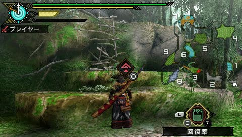 Monster Hunter 3rd (PSP)