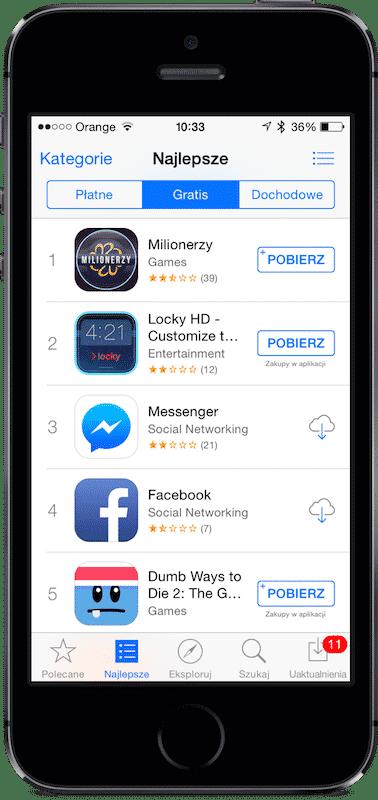 Apple App Store pl2