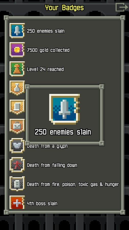 pixel_dungeon_badges