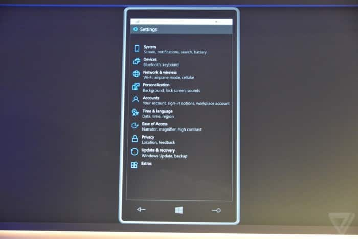 Ustawienia-Windows-10-telefon