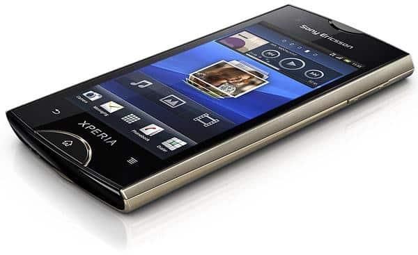 Xperia Ray - jeden z modeli stworzonych przed przejęciem Ericsson