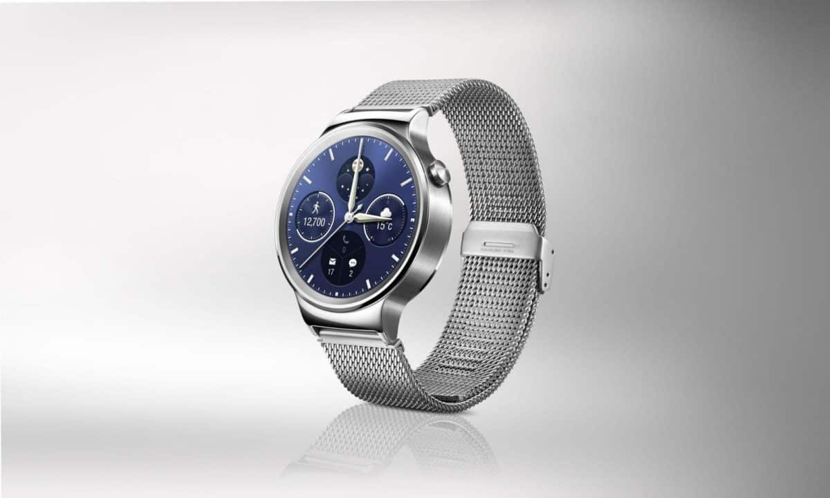 Huawei Watch_Standard-Silver