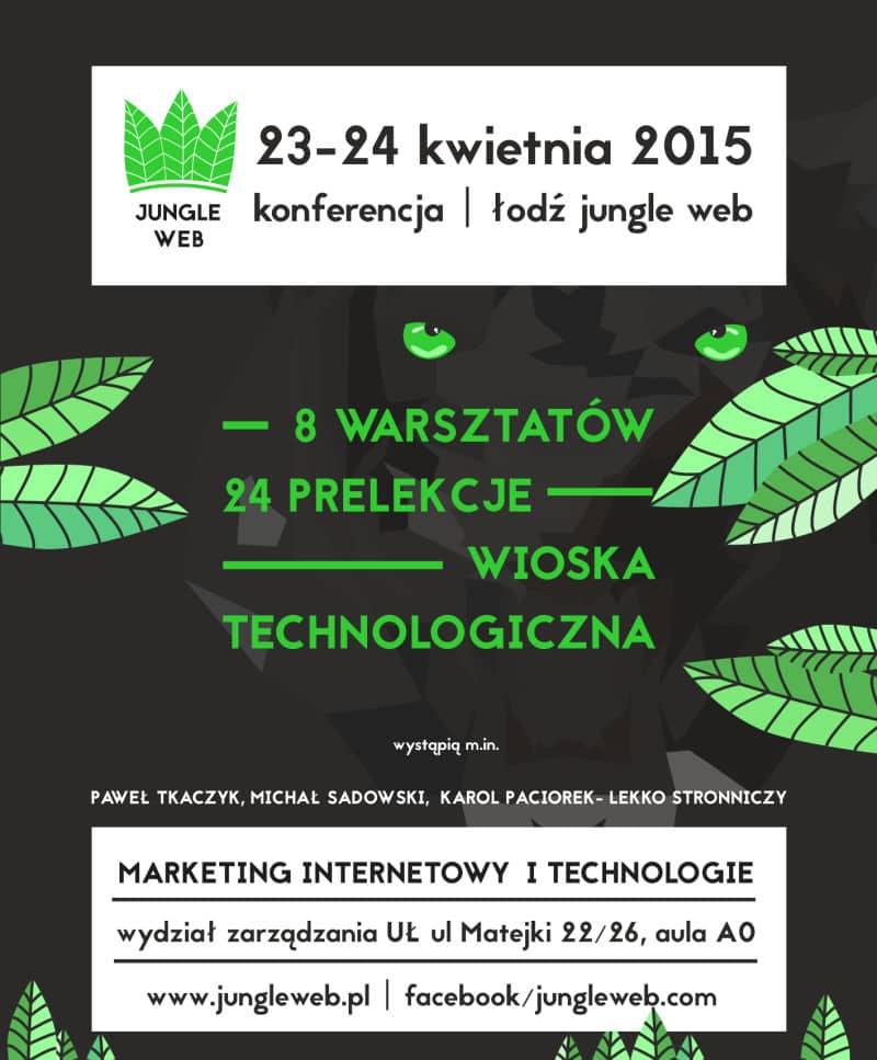 Jungle Web 2015 pion