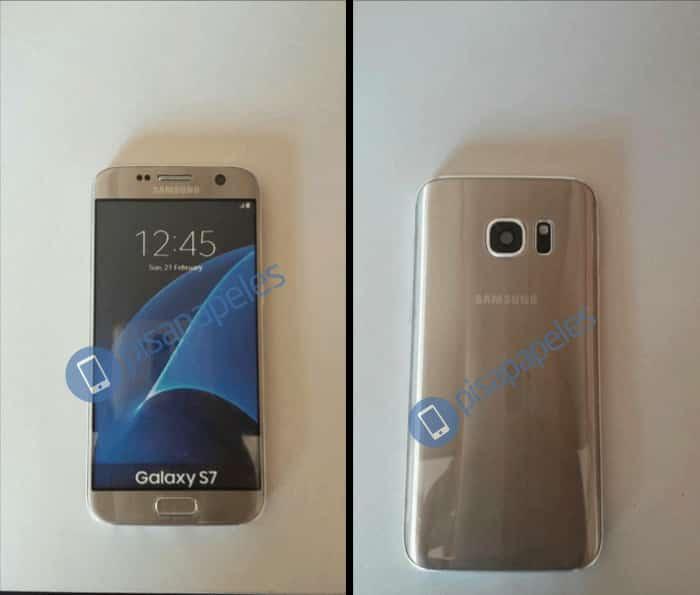 Gold-Galaxy-S7