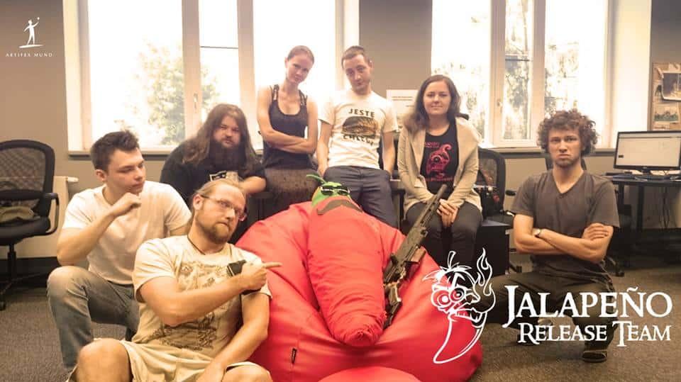 Team Jalapeno